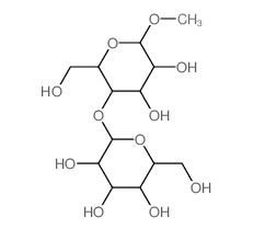 744-05-8, 甲基-β-D-麦芽糖 ,Methyl b-maltopyranoside, CAS:744-05-8